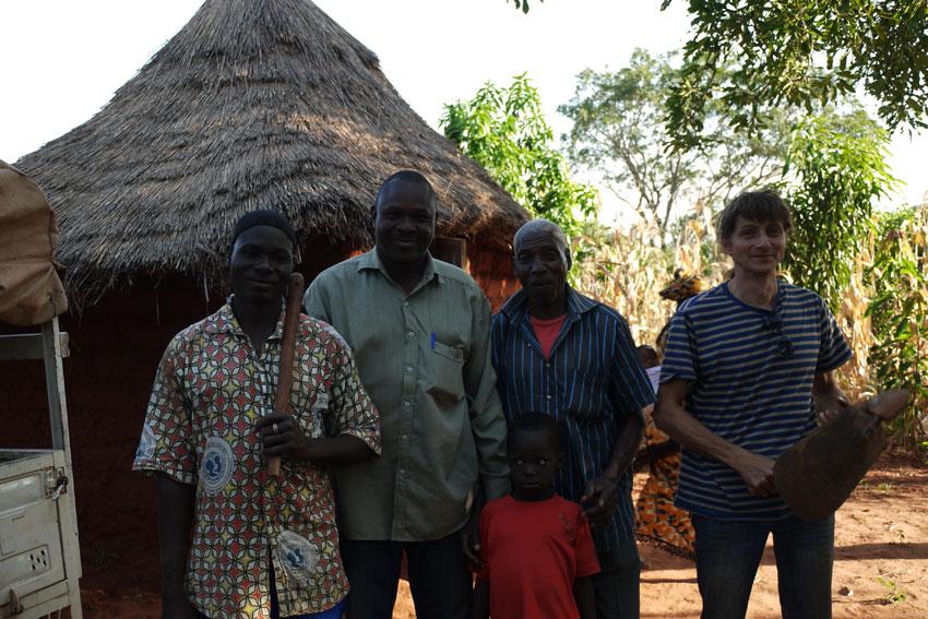 Fermes du Monde : les échanges au Burkina Faso