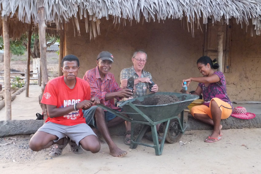 Fermes du Monde : les échanges à Madagascar