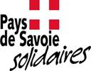 Logo Pays de Savoie solidaires
